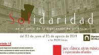 """El ciclo """"Puestas de Solidaridad. Atardeceres musicales en el Patio de Palacio"""", que organiza la Diputación de Palencia, celebrará su duodécima edición con un programa de conciertos que comenzará el […]"""