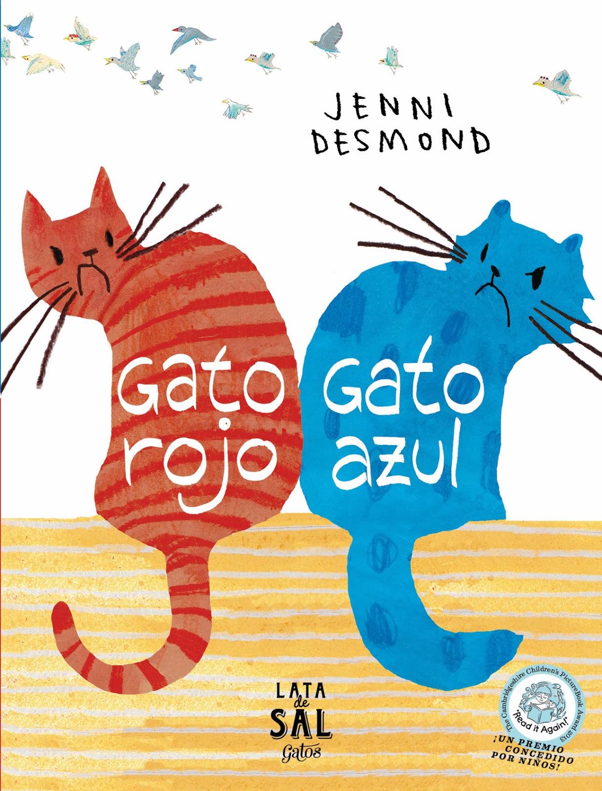 gato-rojo-gato-azul