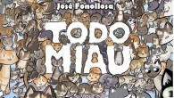 Seguimos con nuestra Litegatuna, y este domingo queremos hablar de los dibujos gatunos de José Fonollosa en Diábolo Ediciones. Las aventuras de los mininos que nos cuenta Fonollosa siempre son […]