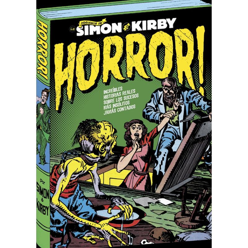 Kirby 3 Horror sobrecubierta baja ESP