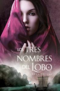 Anterior portada del libro,  en su edición con Vestales.