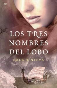 los tres nombre del lobo portada española