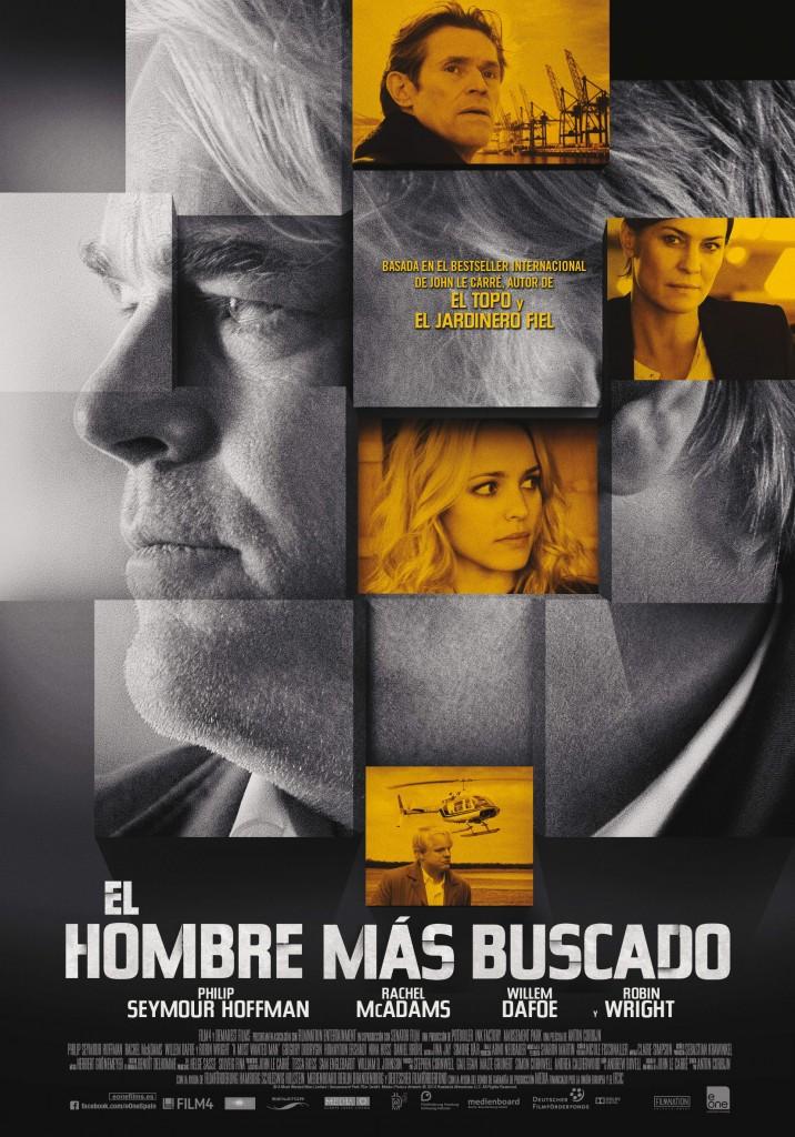 cartel EL HOMBRE MAS BUSCADO