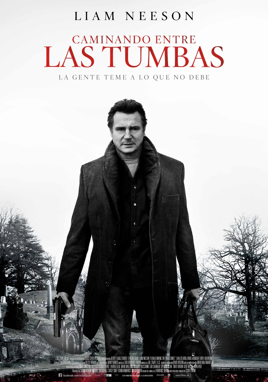 cartel final CAMINANDO ENTRE LAS TUMBAS (896x1280)