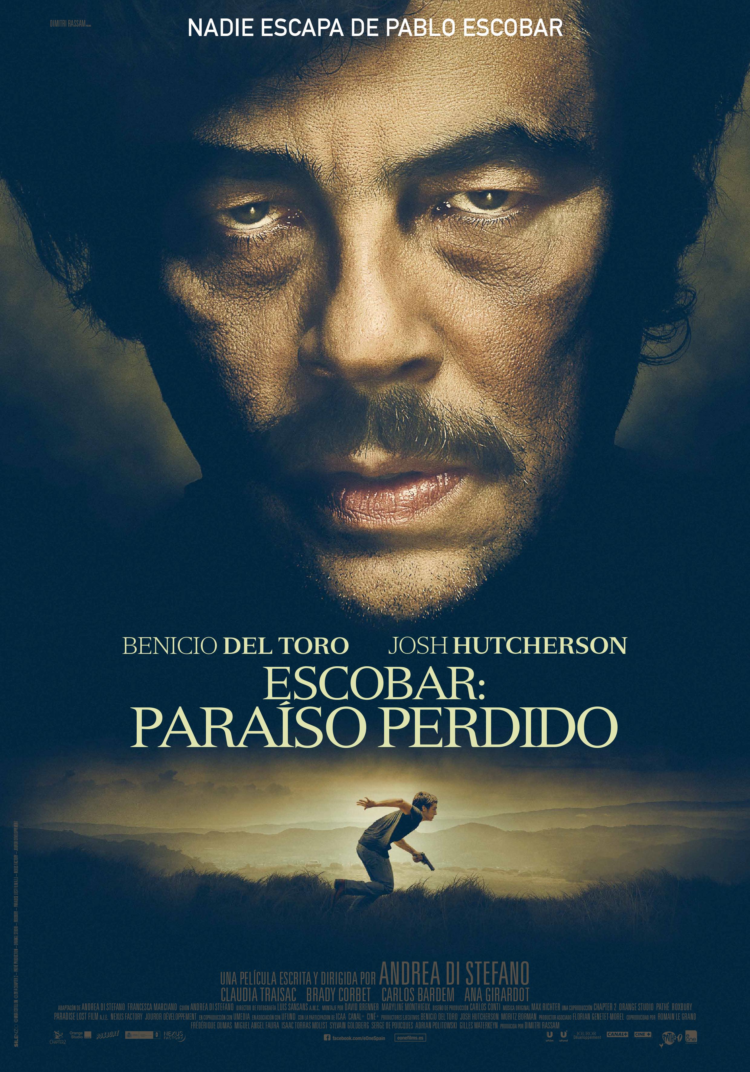 cartel ESCOBAR_PARAÍSO PERDIDO