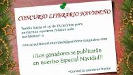La revista Pandora Magazine convoca este concurso literario con las siguientes bases: 1. Podrá participar gente de cualquier nacionalidad, mayores de 18 años, que residan en cualquier país del mundo. […]