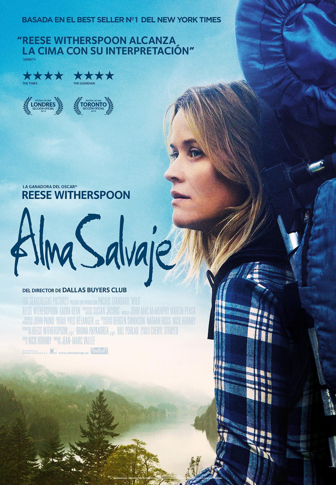 Alma Salvaje_Poster