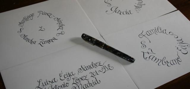 Justo en el momento en el que cada vez menos escriben a mano, porque ya todo va a ordenador e impreso. Ahora que los sellos ordinarios pasan […]