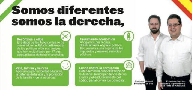 """""""Ha llegado el momento de posicionarse sin miedo, de defender los valores perdidos y la unidad de España."""" """"Tenemos que recuperar el buen nombre de la política y de los […]"""