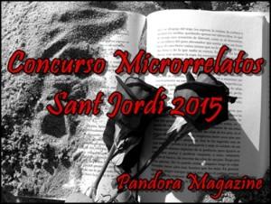 Concurso Microrrelatos Sant Jordi 2015