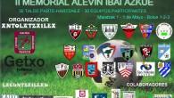 """El próximo viernes día 1 de mayo, tendrá lugar la segunda edición del """"Memorial Alevín Ibai Azkue"""". Un torneo organizado por la escuela de fútbol """"Getxo Futbola"""", en el […]"""