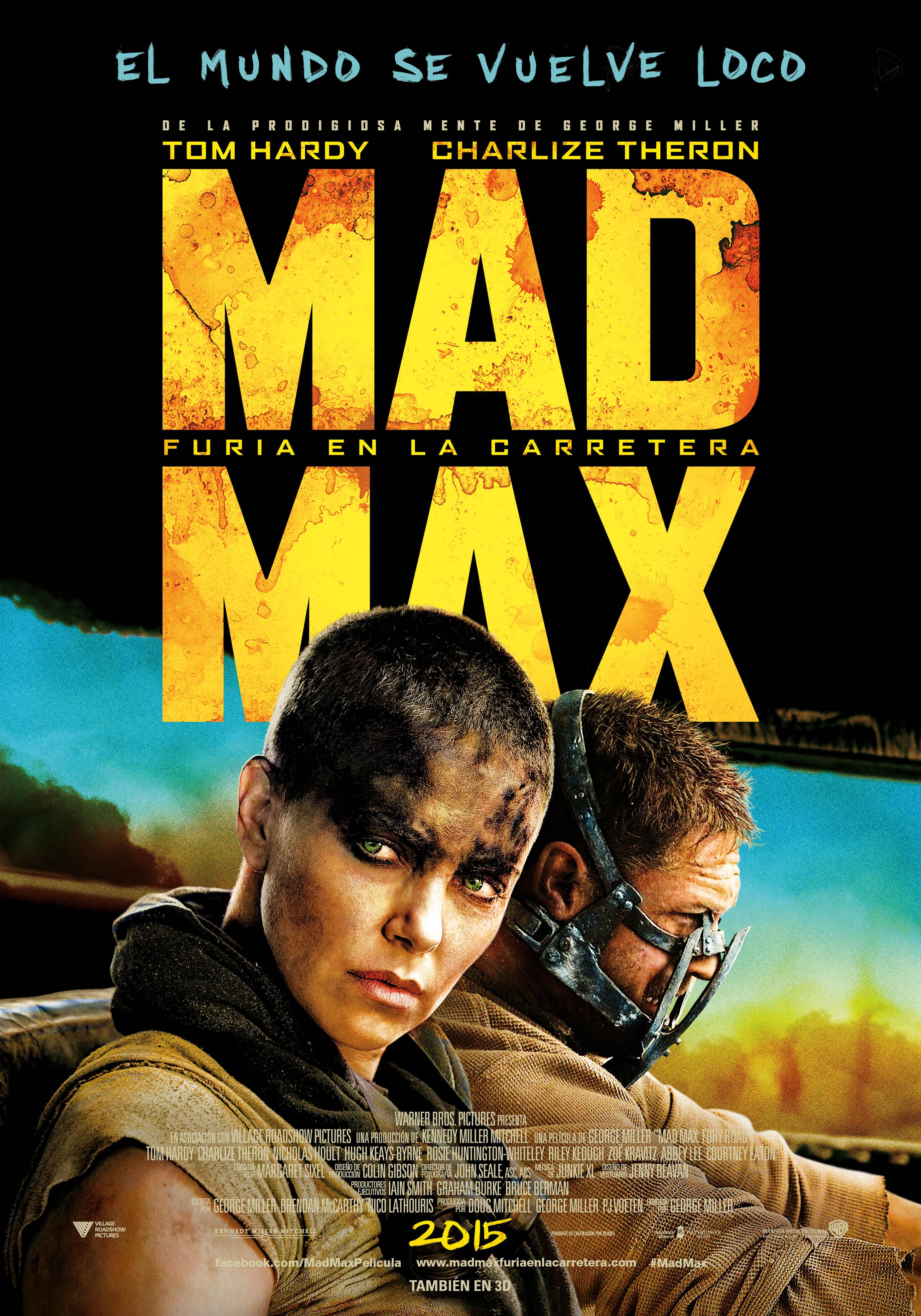 MAD MAX 1SHT