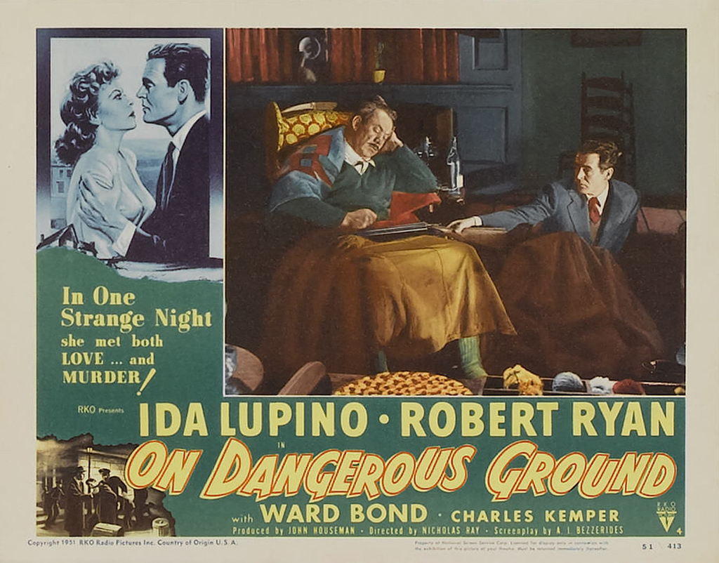 Poster - On Dangerous Ground (1952)_11