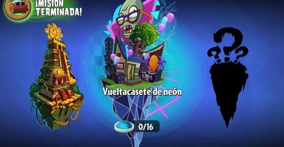 ¡Tenemos mundo nuevo en Plants vs Zombies 2! Y se trata de uno muy original y divertido, sobre todo si viviste los años de la música disco: Vueltacasete de neón.Como […]