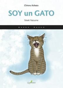 Soy un gato manga