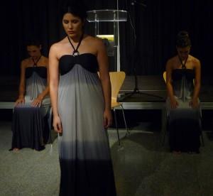 Actuación Danza Contemporánea Interactiva