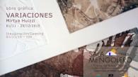 El pasado domingo 1 de noviembre a las 12h, se inauguró en la Sala Mengolero de Rojales (Alicante), la exposición «Variaciones«, de la artista venezolana Mirtya Huizzi. Con esta muestra, […]