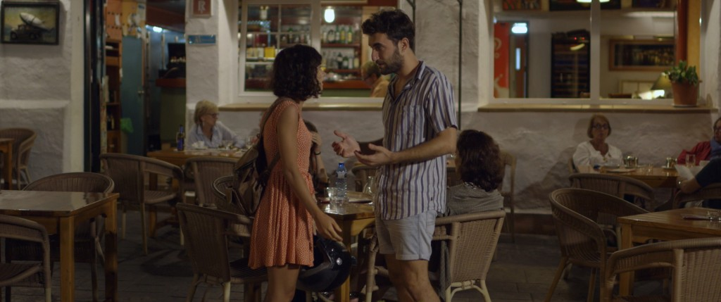 Frame que comparte Lluís Marqués con Olivia Delcán