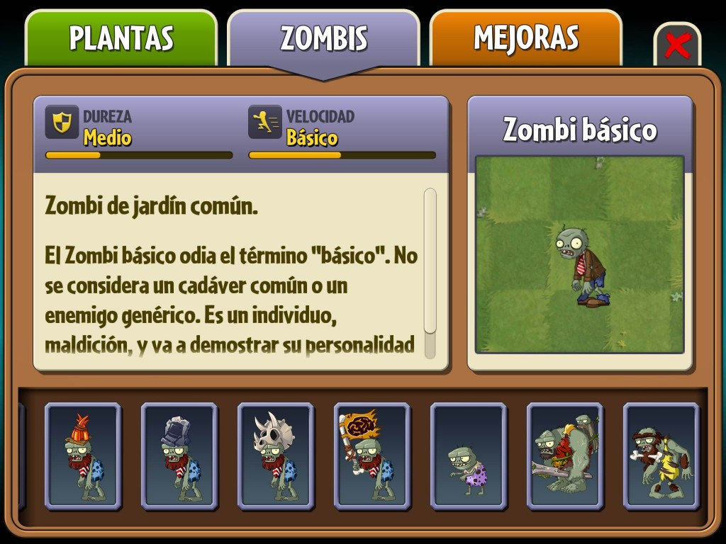 Zombis Pantano Jurásico Plants Zombies
