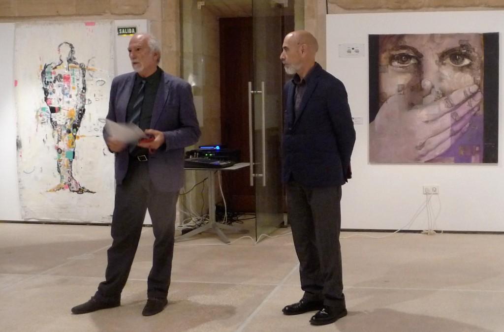 Jaume Marzal y Josep Lluís García Cuervo