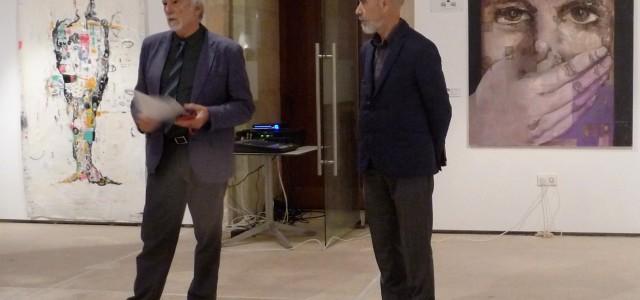 El viernes 29 de enero se inauguró en el Espai Cultural Es Polvoríde Ibizael IEncuentro Mediterráneo de Arte Ibiza/Alicante, organizado por el Colectivo Mediterráneo de Alicante con la colaboración de […]