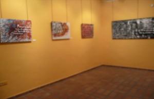 Exposición 8 Juanjo Hernández Letras