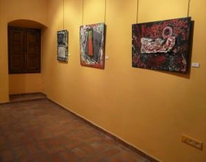 Exposición 8 Juanjo Hernández Extrañas Formas
