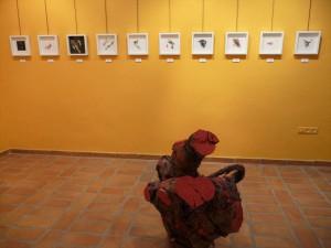 Exposición Prometeus Juanjo Hernández