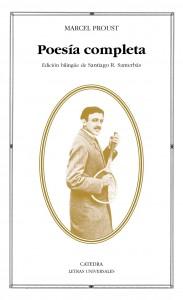 Poesía completa, de Marcel Proust