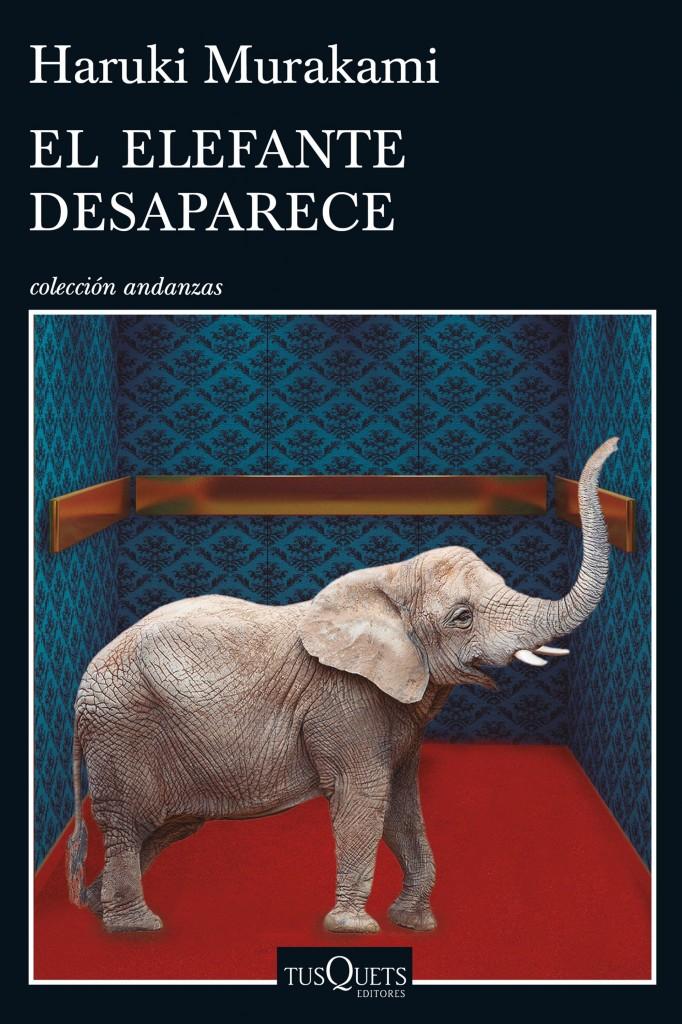 El elefante desaparece_Murakami