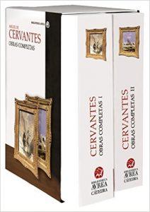 Obras completas, de Miguel de Cervantes