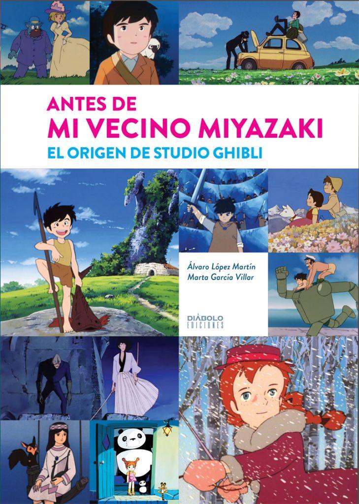 Antes de Mi vecino Miyazaki. El origen de Studio Ghibli