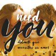 Título: Need You Autor: Estelle Maskame Nº2 de la Serie You Editorial: Planeta de Libros Colección: Crossbooks Nº Páginas: 440 Comprar aquí Ha pasado un año desde que Eden […]