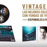""". Twentieth Century Fox Home Entertainment, en colaboración con otras distribuidoras como Metro Goldwyn Mayer, EOne Films Spain, Selecta Visión y Warner Bros., lanzan en exclusiva para España la """"Vintage […]"""