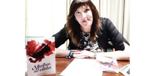 El sábado 18 de marzo tuvo lugar la presentación de «Mientras no estaba» (autoeditado, se puede adquirir aquí), el primer libro de microrrelatos de la escritora alicantina Verónica Bernabeu, en […]