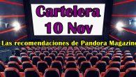 . Esta semana hay bastantes estrenos, por los que hemos incrementado a cinco el número de recomendaciones. Tenemos de todo, menos superhéroes: cine español, películas de terror, drama, histórico, etcétera. […]