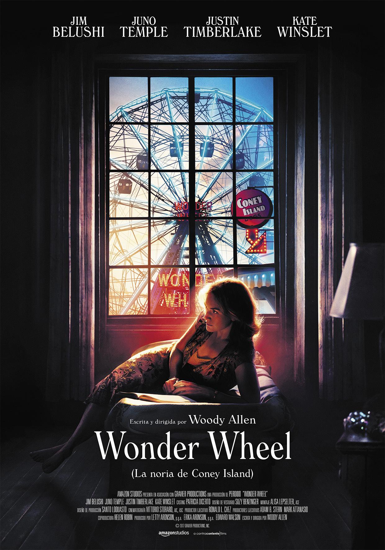 Woody Allen Wonder Wheel