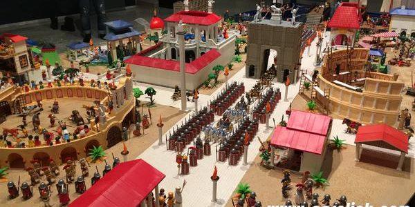 Un año más, la Asociación Española de Coleccionistas de Playmobil, hapreparado para el periodo navideño distintas exposiciones a lo largo de nuestra geografía. Si eres un amante de estos […]